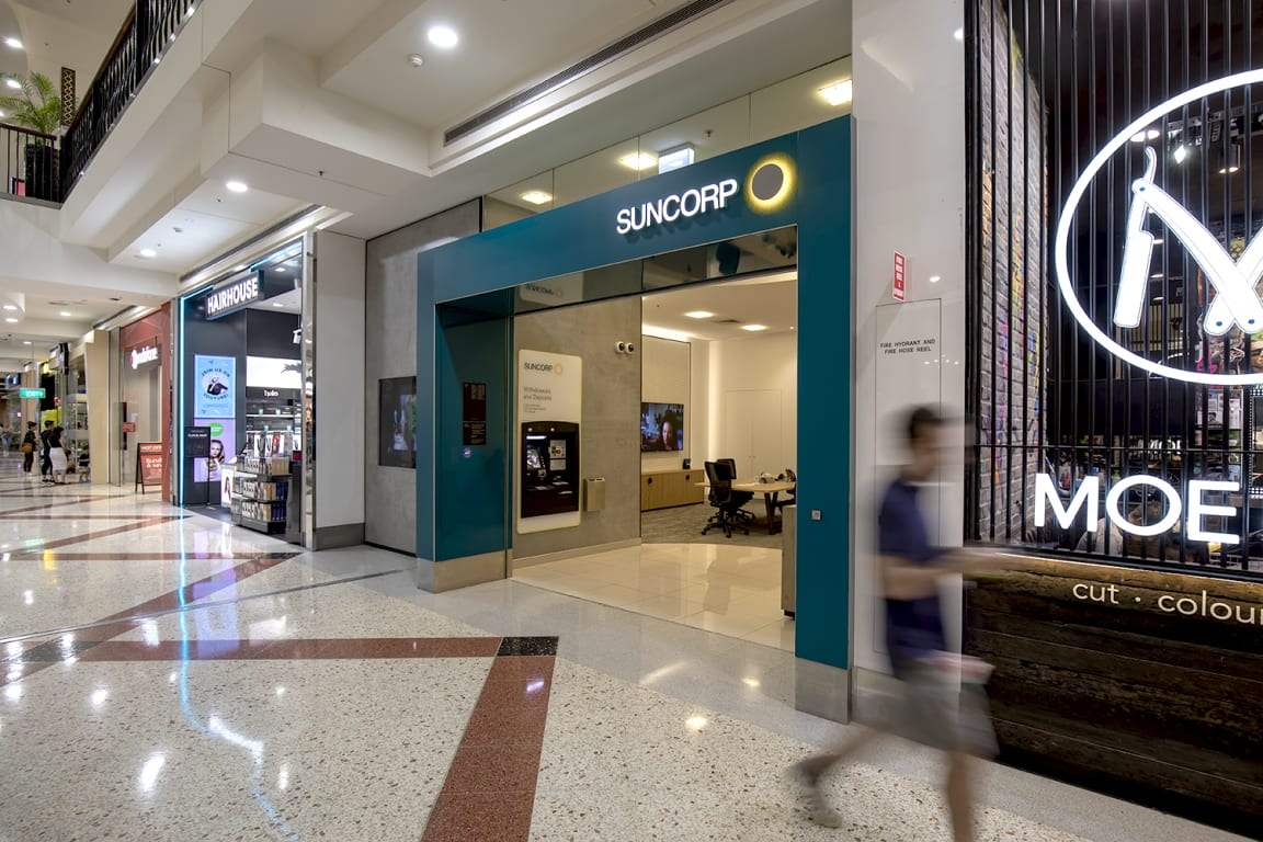 Suncorp Bank Atm 502 Hay Street In Perth, Subiaco, 6008
