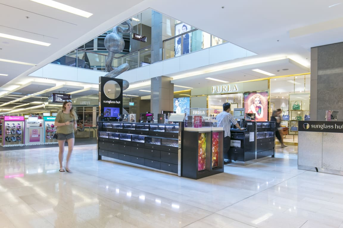 1f73c69b75 Sunglass Hut - (near David Jones) at Westfield Bondi Junction