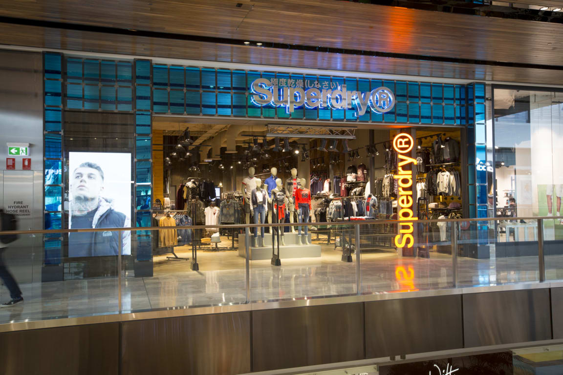 Superdry at Westfield Chermside