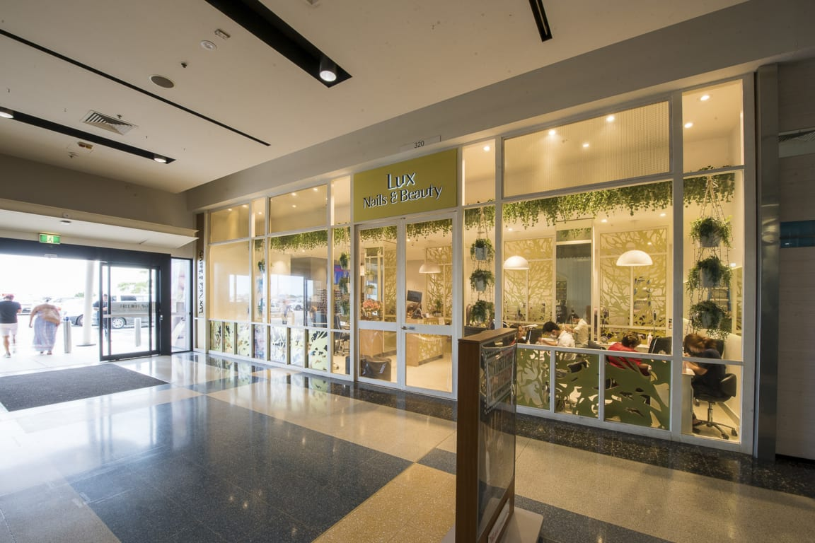 Lux Nails & Beauty at Westfield Eastgardens