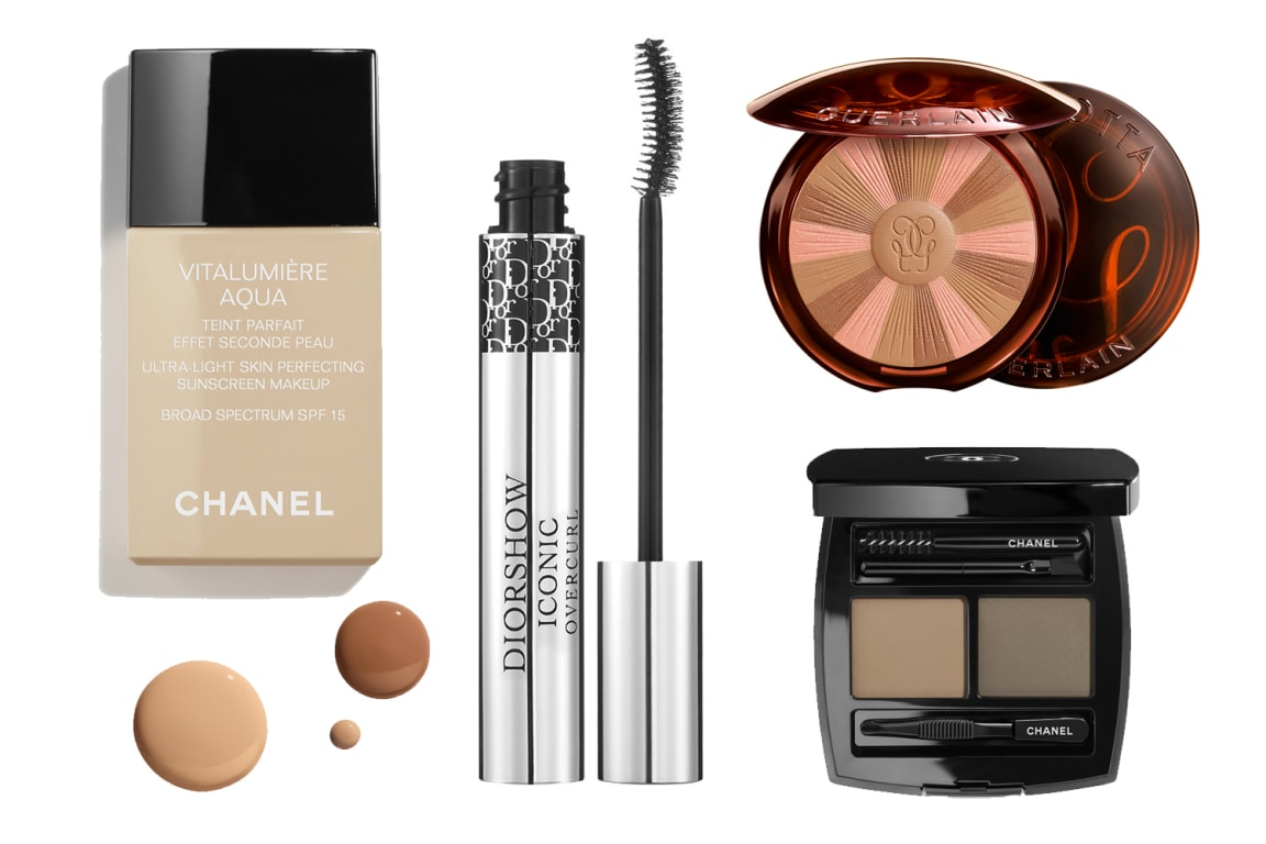 Story Hot Lips 10 Tips For Wearing Bright Lipstick Like A Pro Chanel Vitalumire Aqua Ultra Light Skin Perfecting Makeup Spf 15 Pictured Left To Right