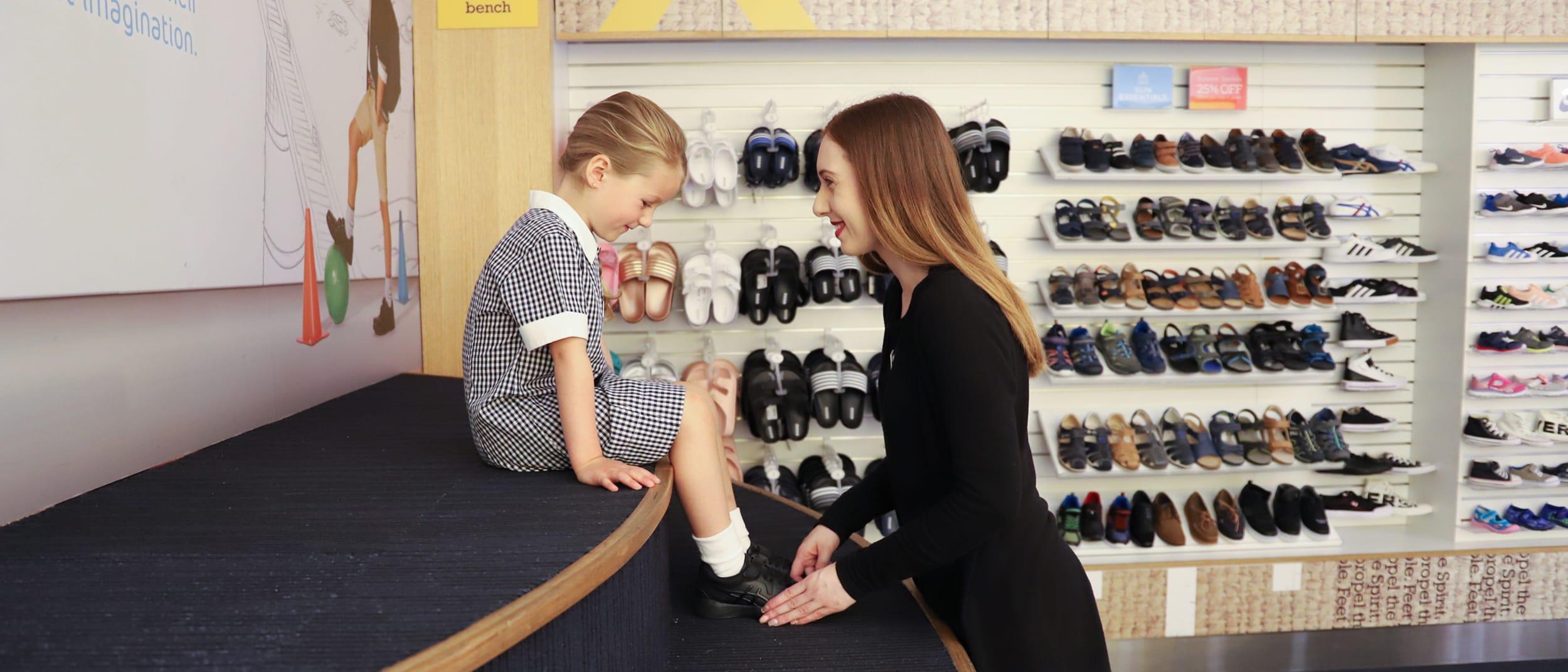Shoes & Sox: 20% off school shoes