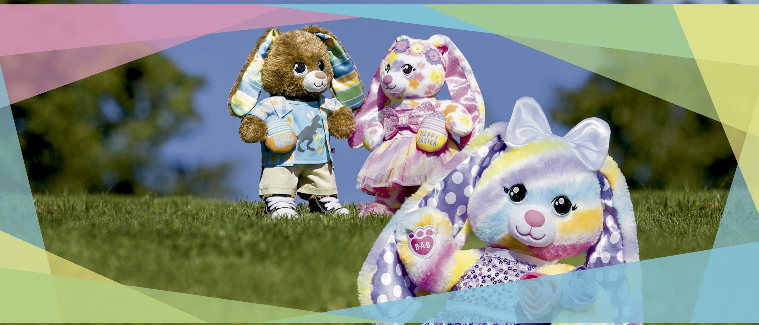 Hoppy Easter from Build-A-Bear Workshop