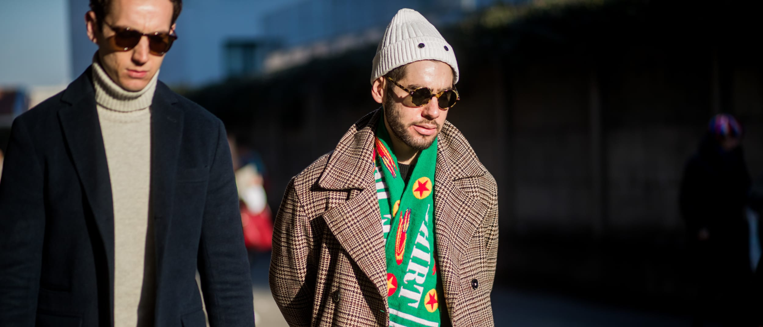 5 must-try men's winter trends