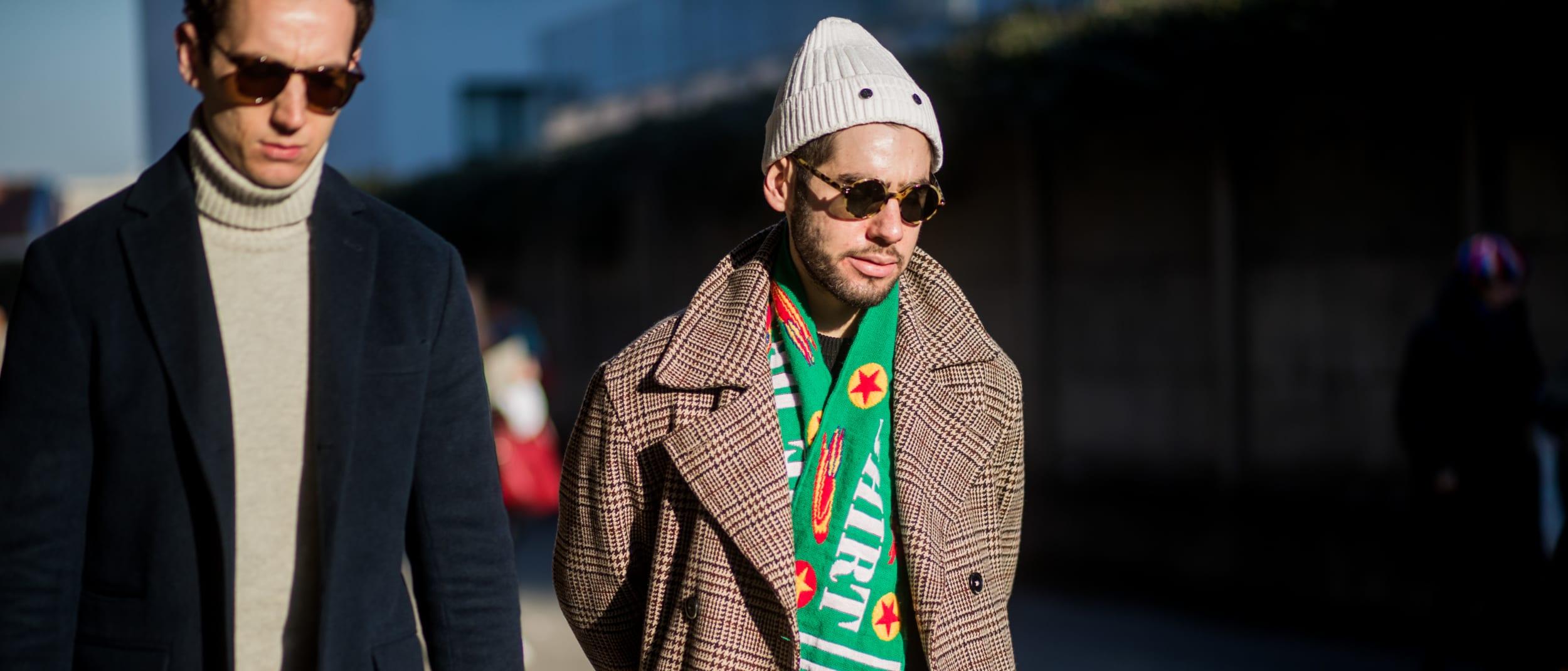 5 must-try men's winter trends