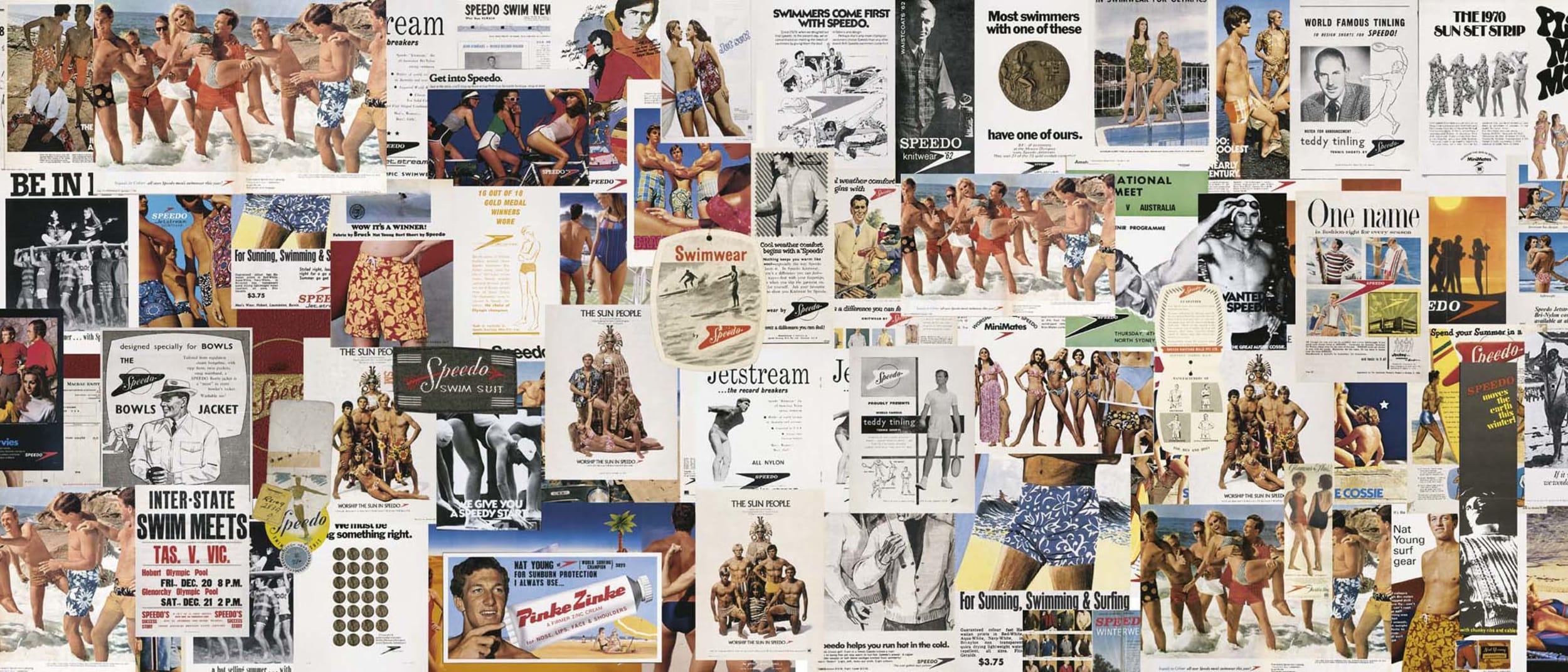Speedo's 90th Anniversary Exhibition