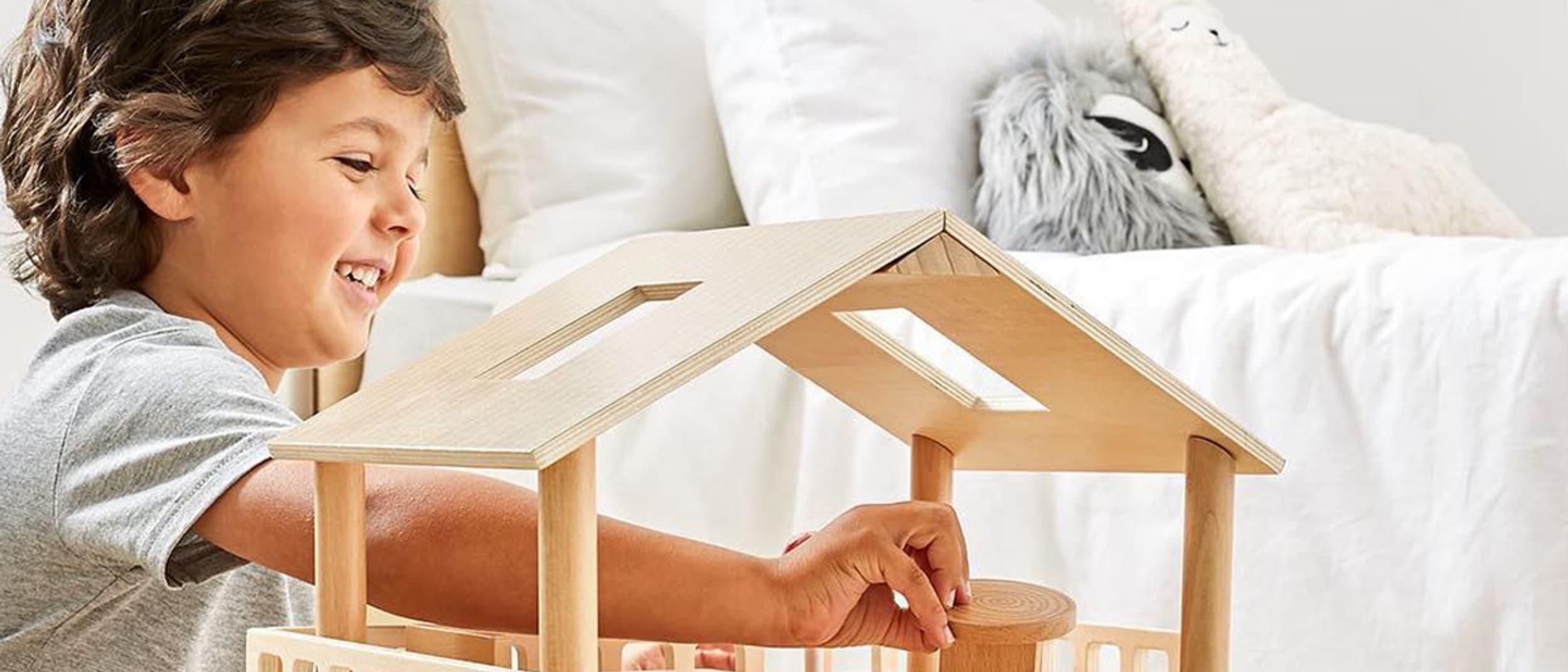 Kids bedroom inspiration from Kmart