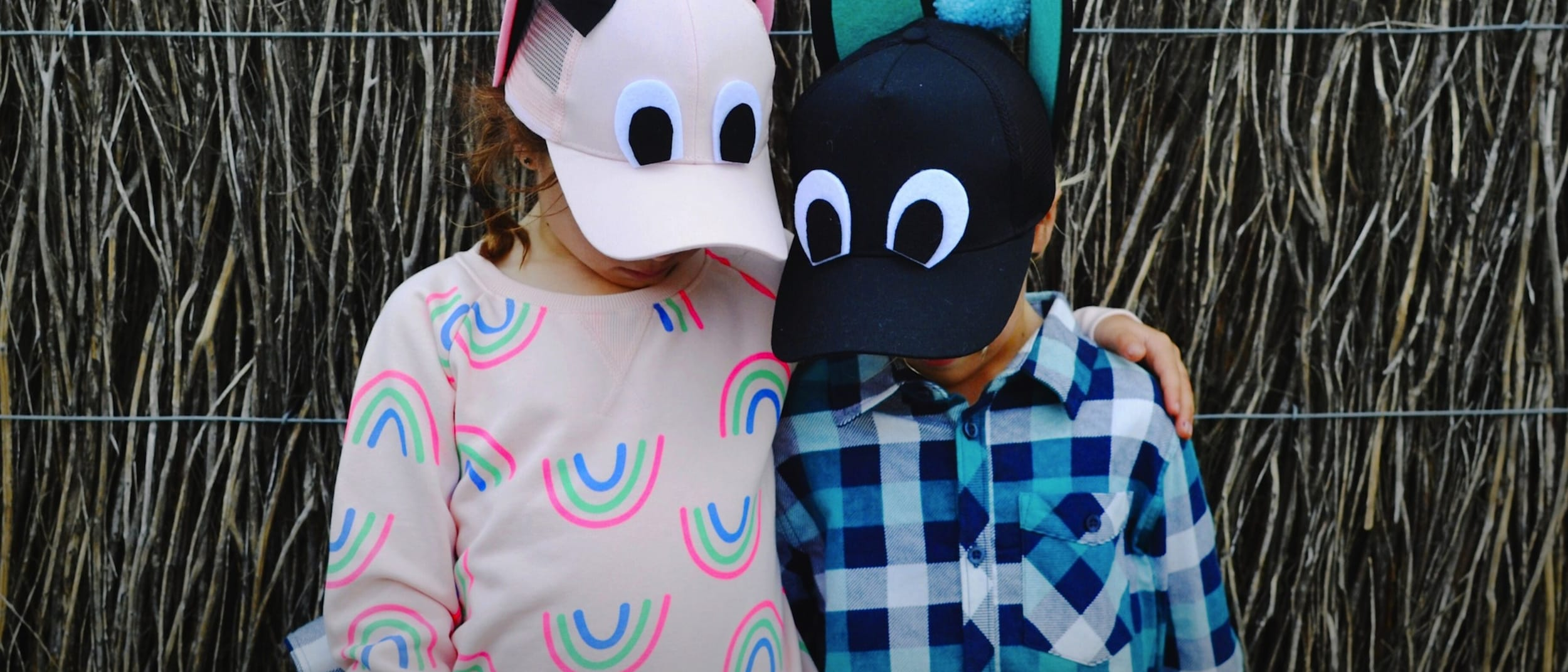 Simple Easter hat DIY projects