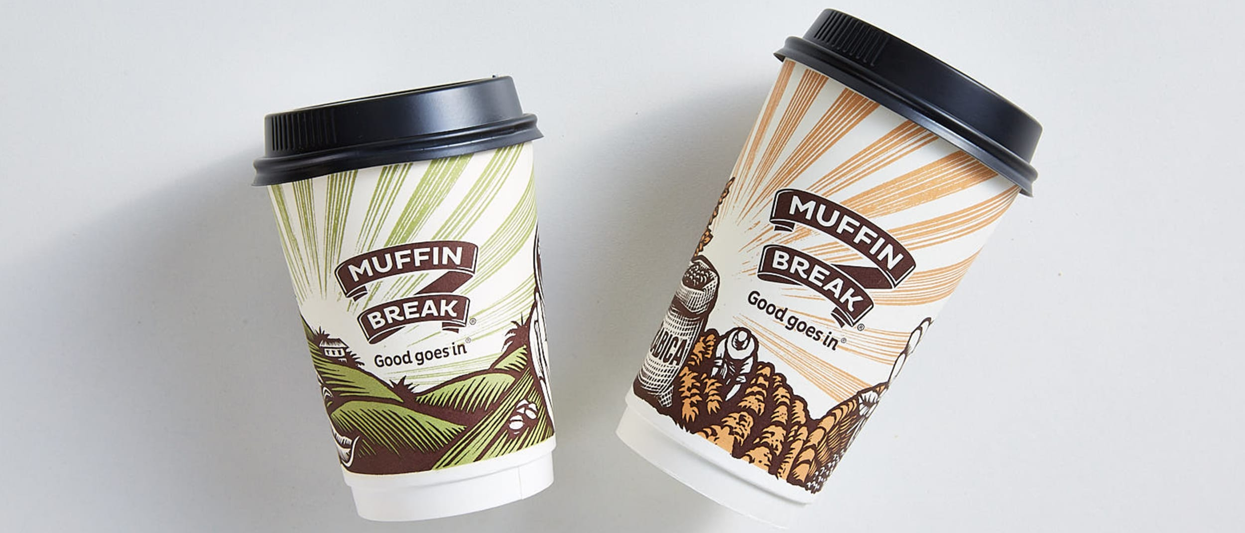 Muffin Break joins forces with Simply Cups: Be Change Warriors