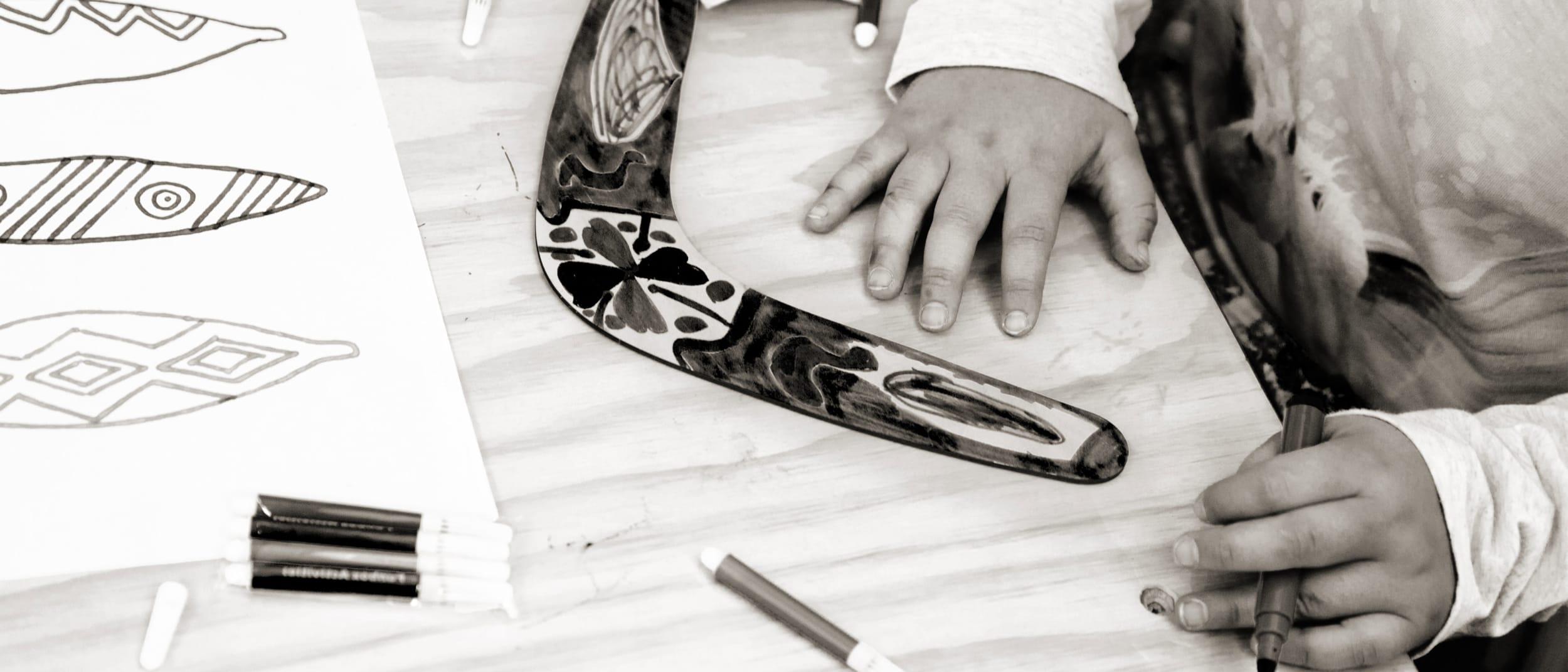 NAIDOC Week: kids craft workshops