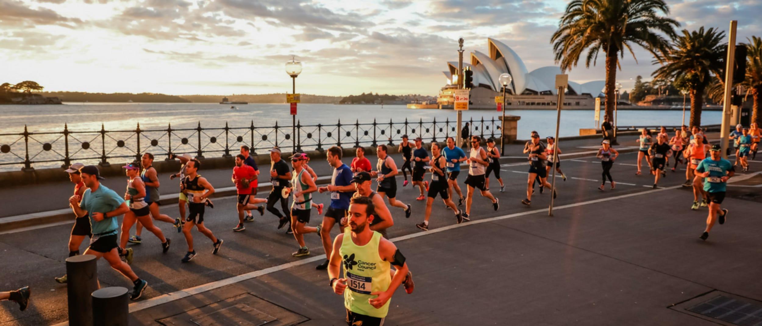 The Sydney Morning Herald Half Marathon