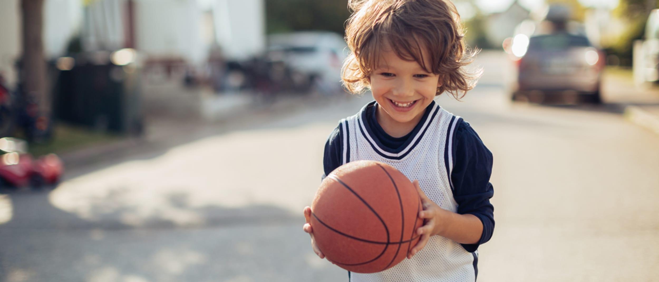 Kids sport with Craigie Leisure Centre