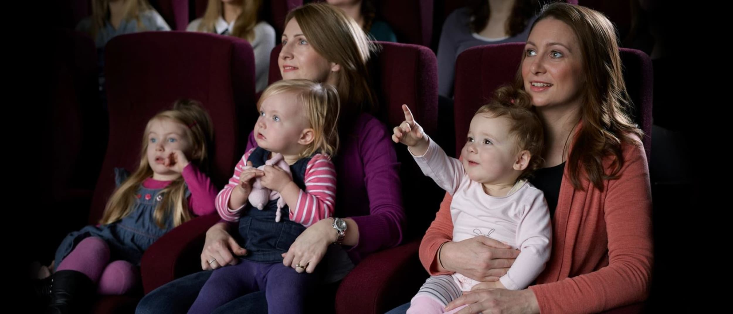 Event Cinemas: Bring your baby sessions