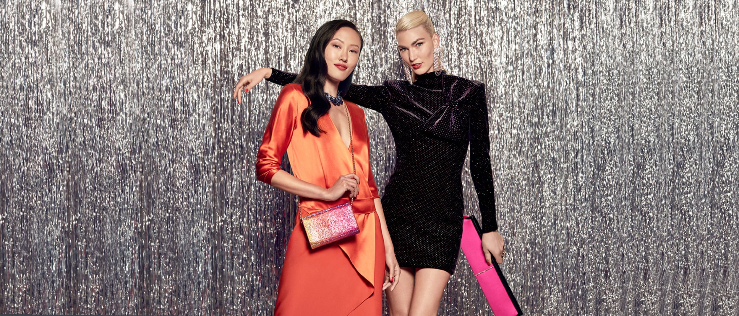 Go glam this party season with these must-have items