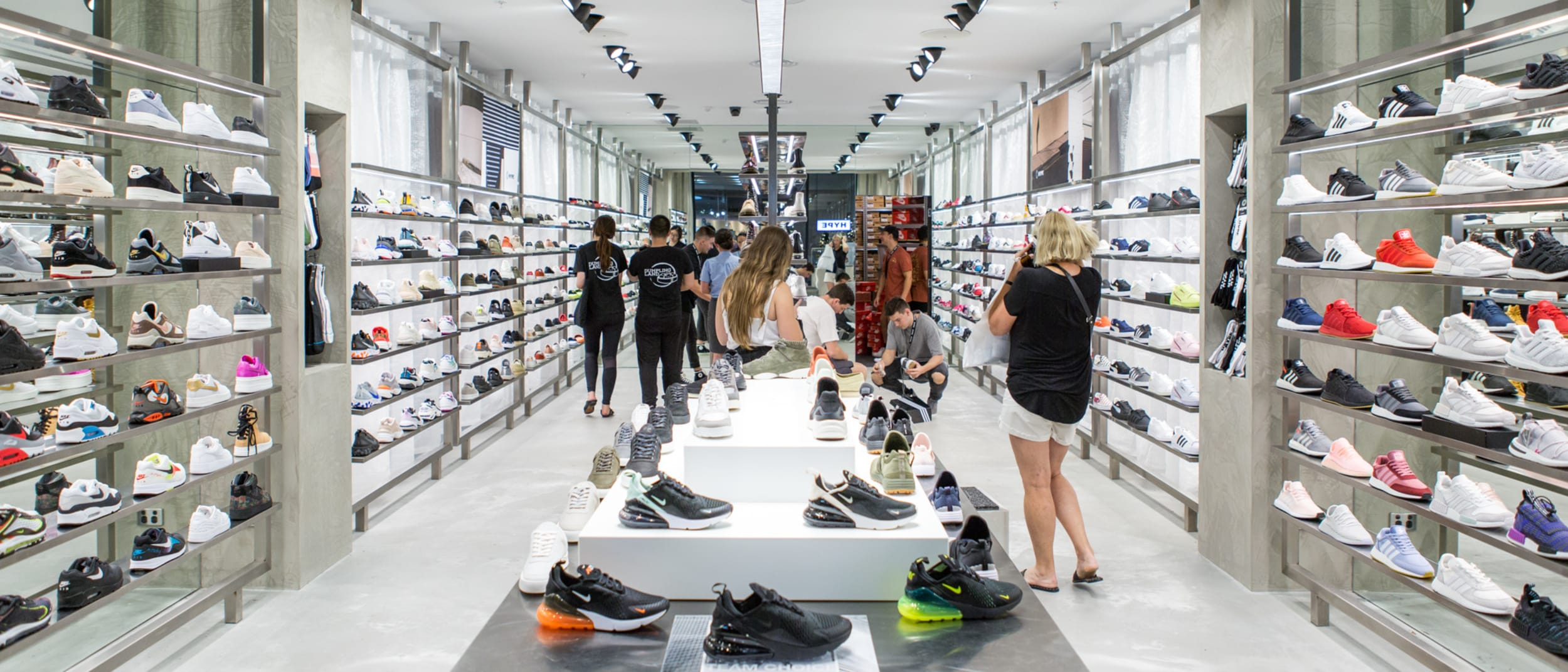 Hype DC is now open