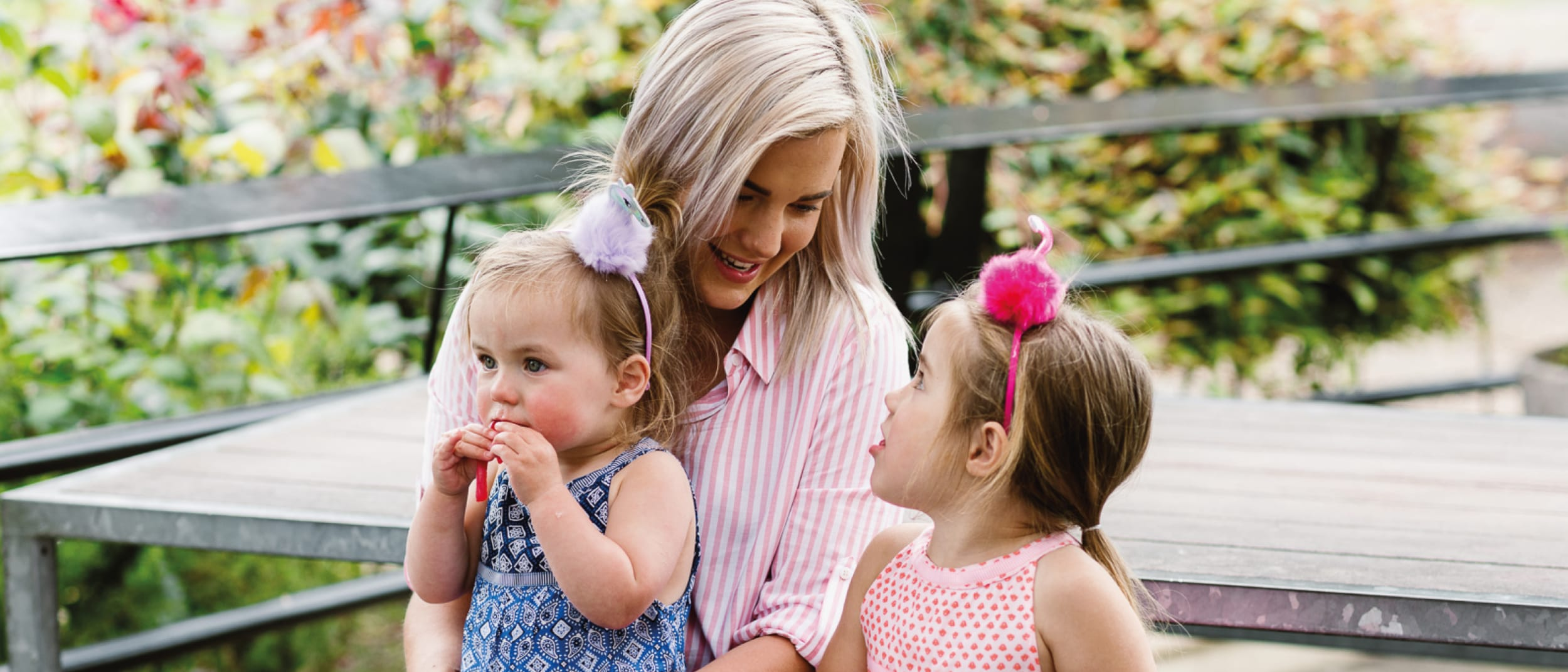 Confidence & comfort: a guide for new mums