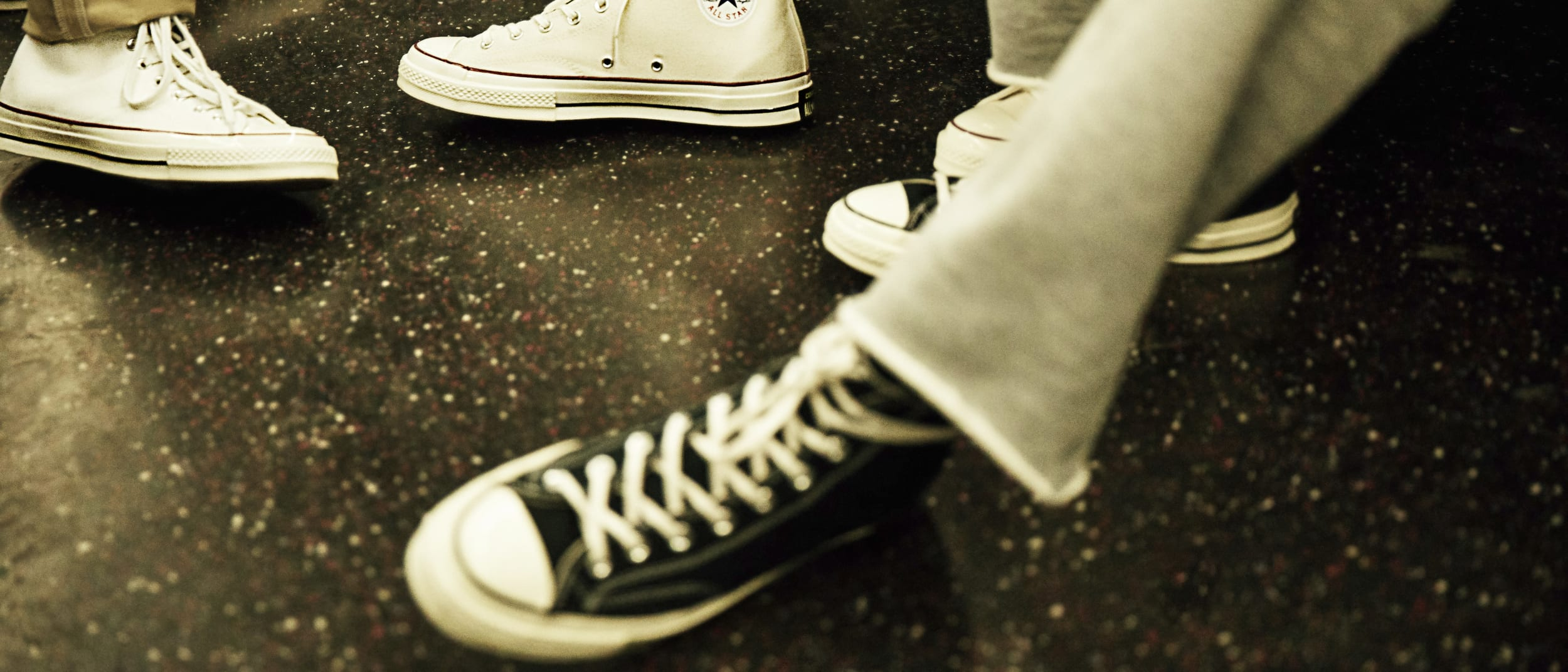 Converse   You and customisation