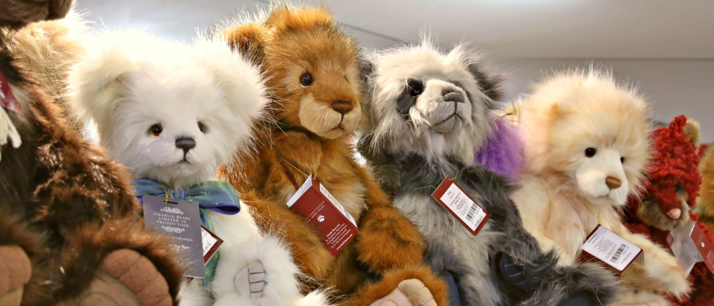 newsXpress: Charlie Bears range now available
