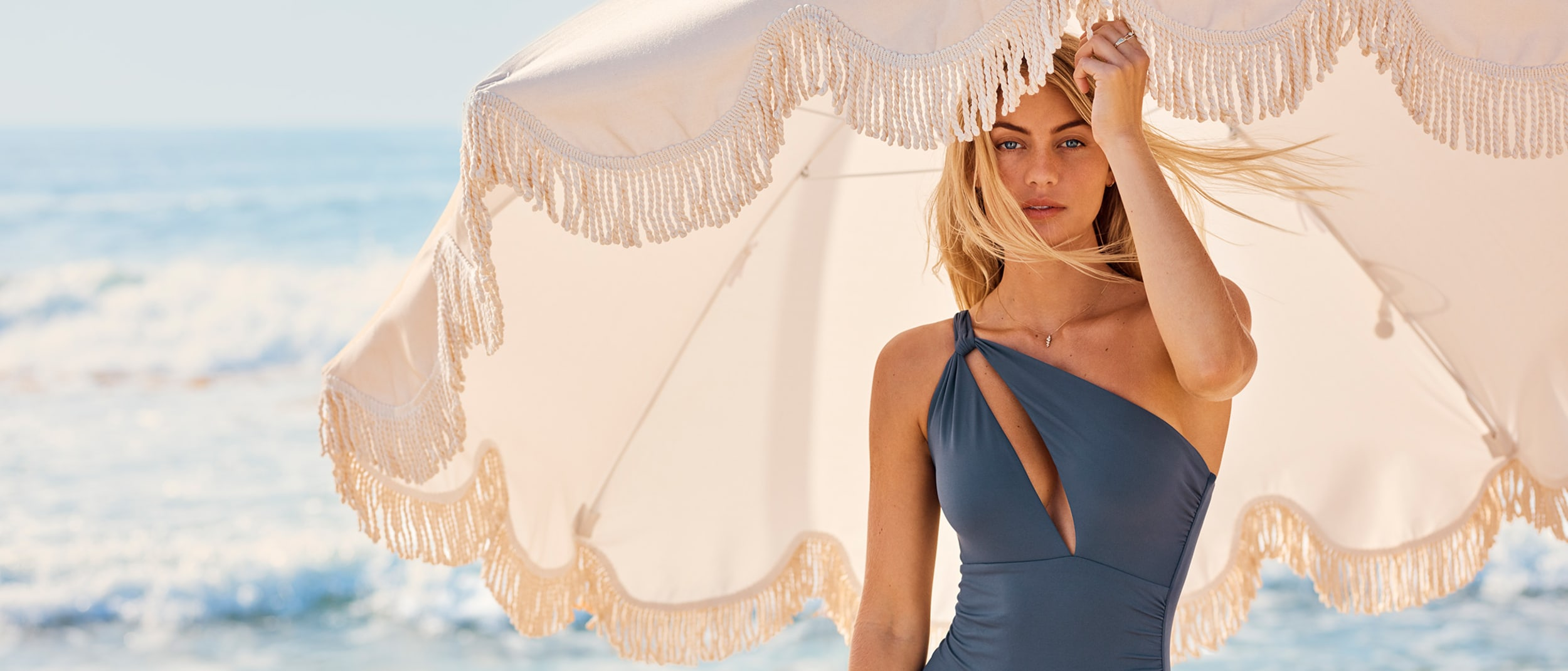 Seafolly's new granite collection