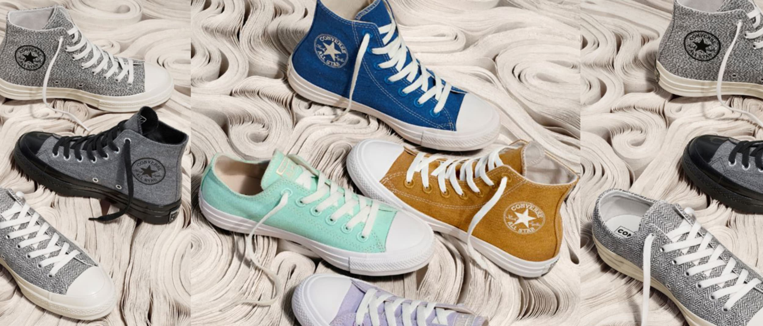 Converse: Canvas with a conscience