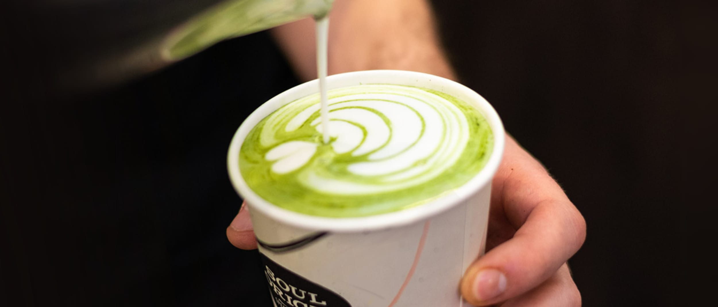 Meet your matcha at Soul Origin