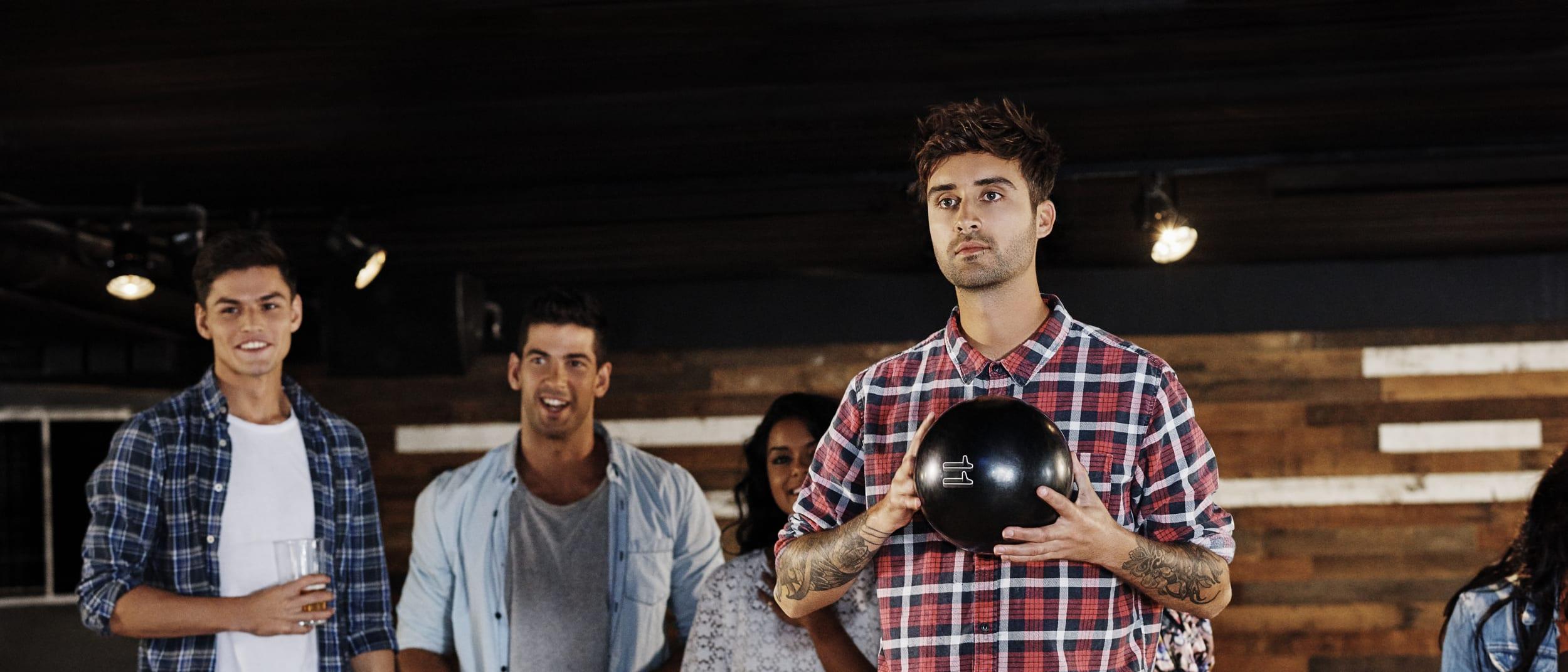 Strike Bowling: Funlab's day of fun