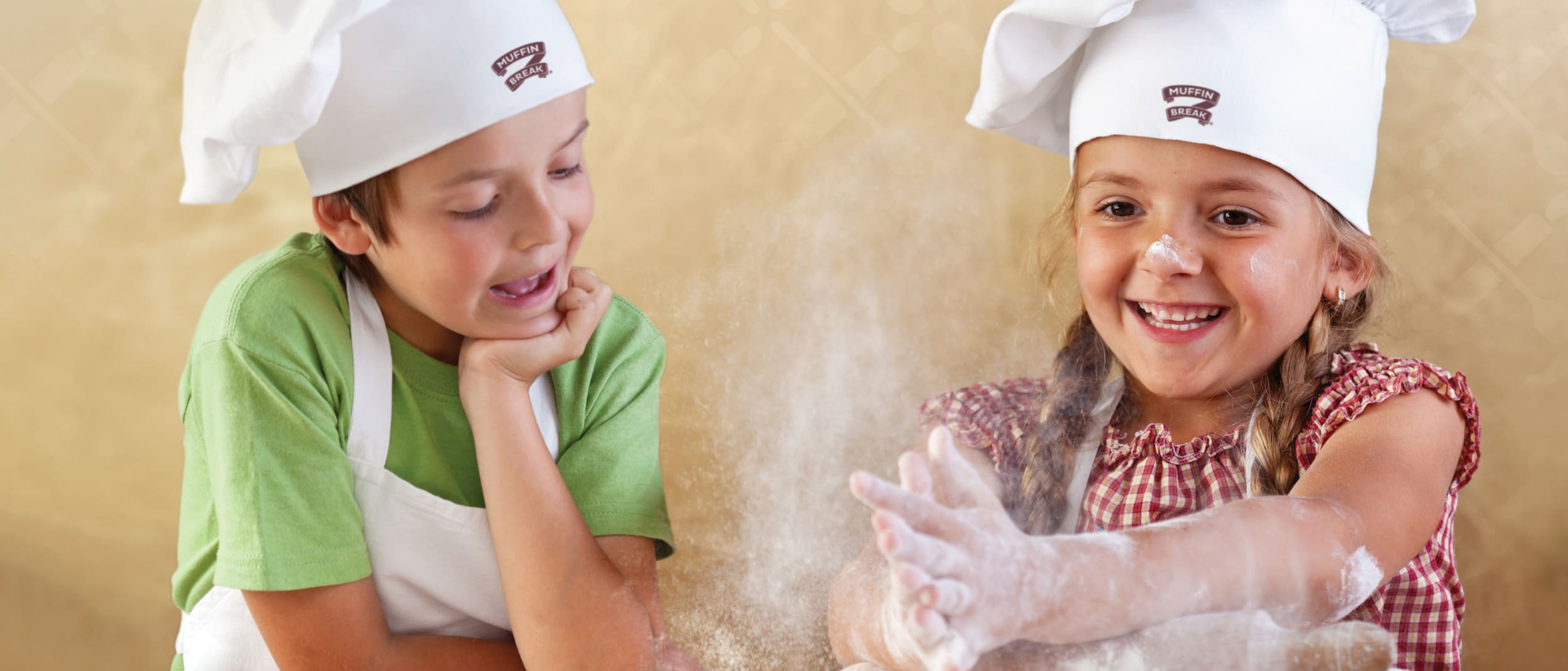 Back to school cookie workshops with Muffin Break