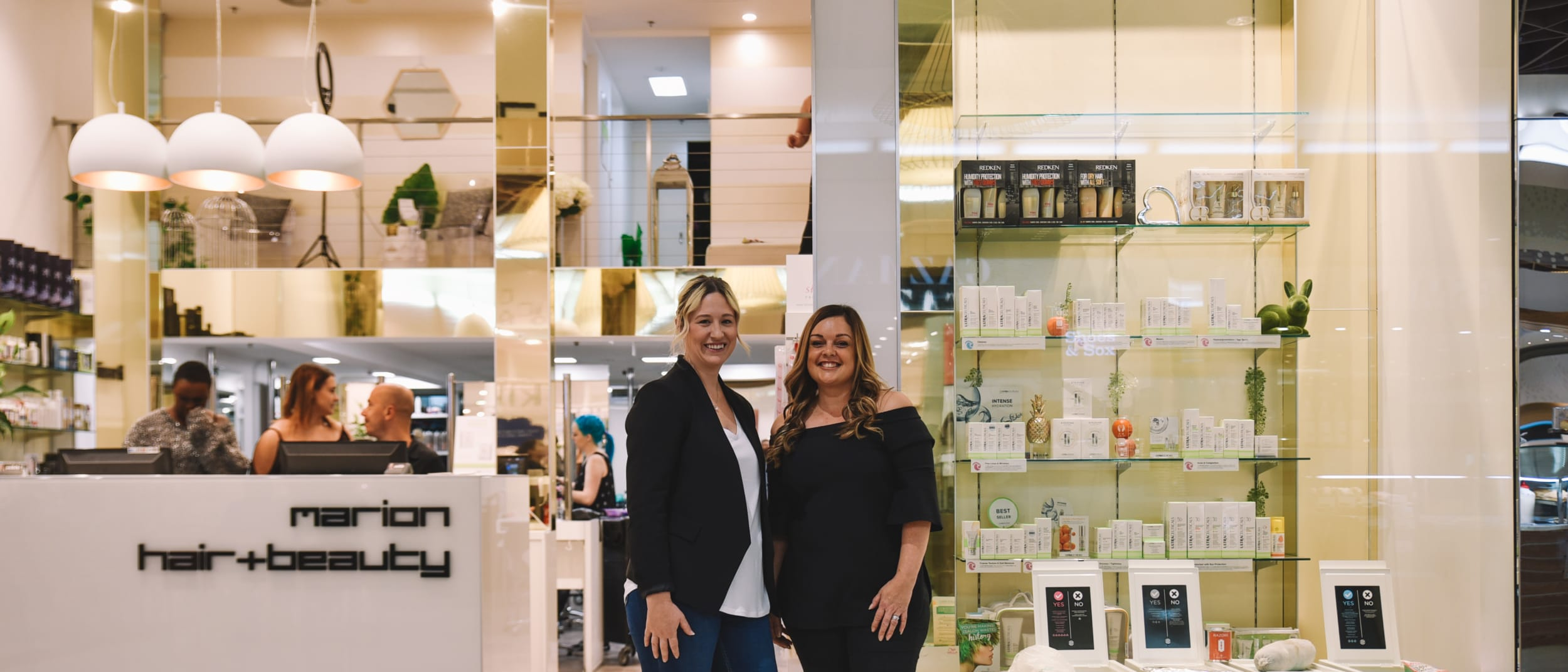 Marion Hair & Beauty: we're simply the best