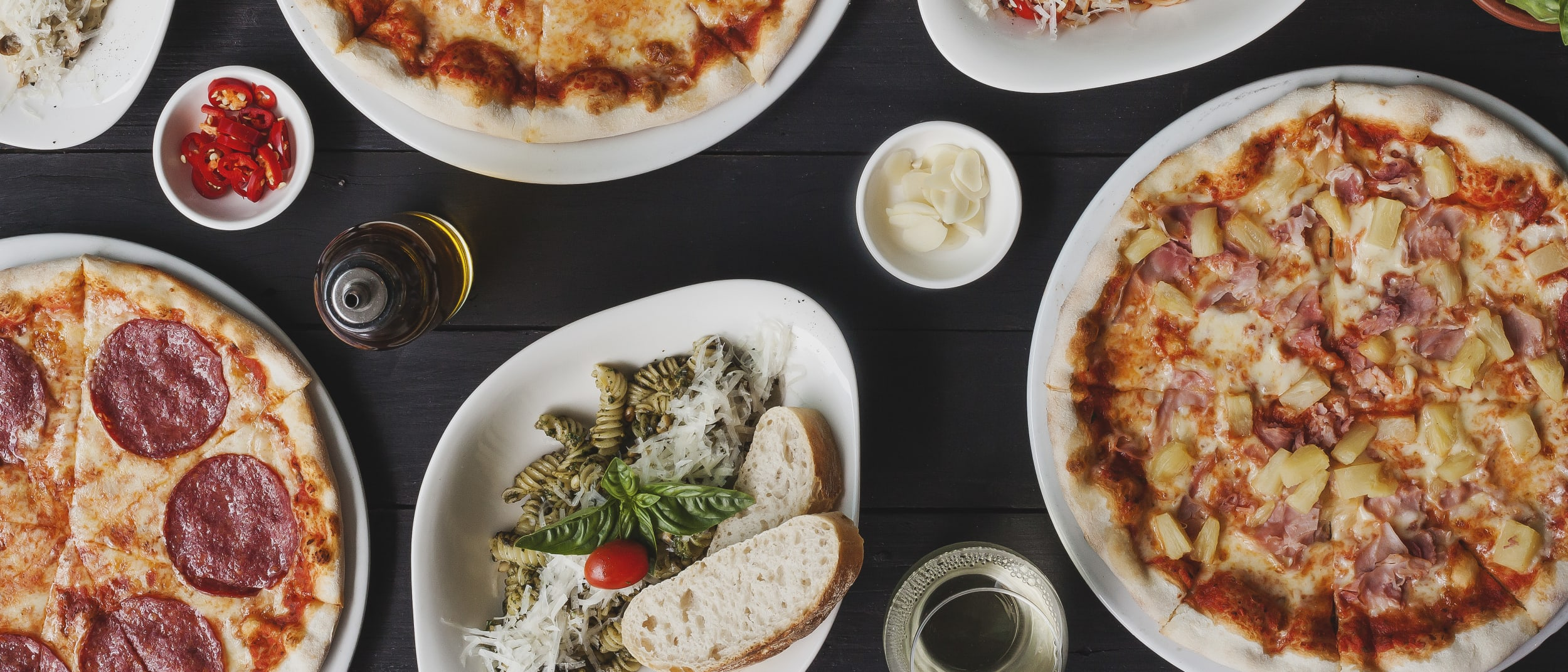 Vapiano: lunch specials