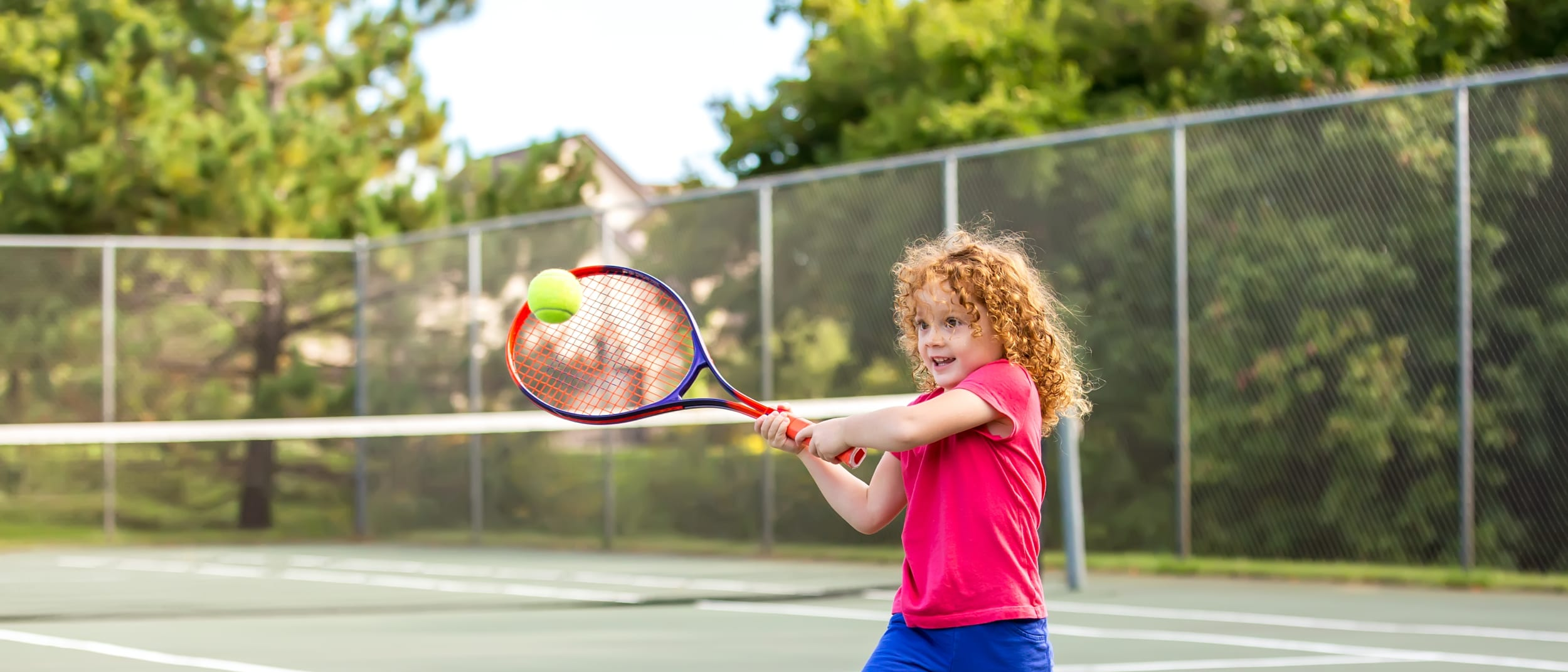 Kids tennis sessions