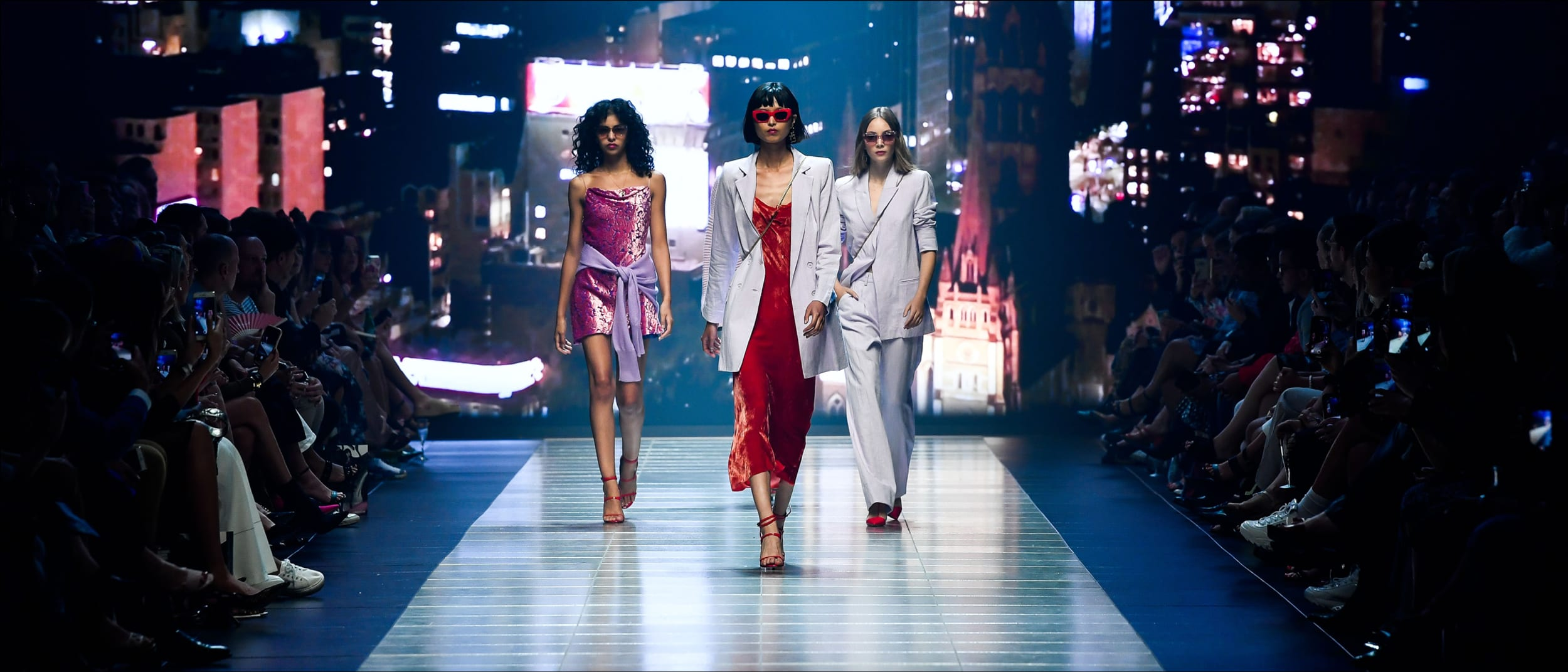 Street style: our favourite trends from VAMFF 2019