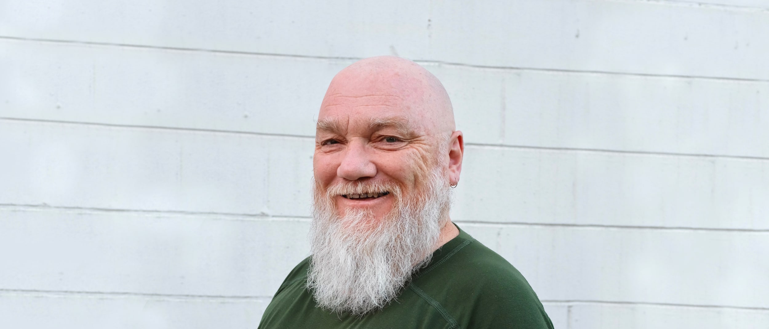 Bernie Harfleet - Westfield Local Heroes 2020