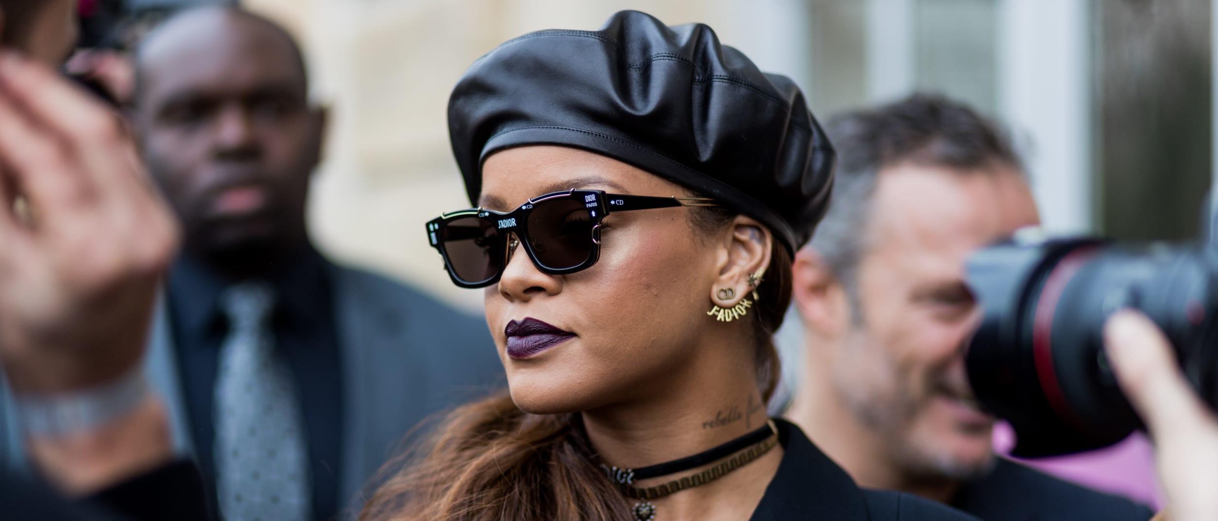 Parisian chic: forget beanies, it's beret season