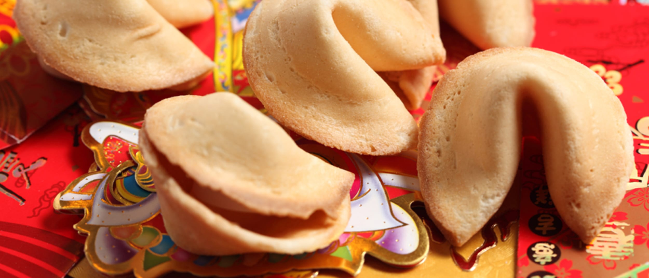 Free fortune cookies this Lunar New Year