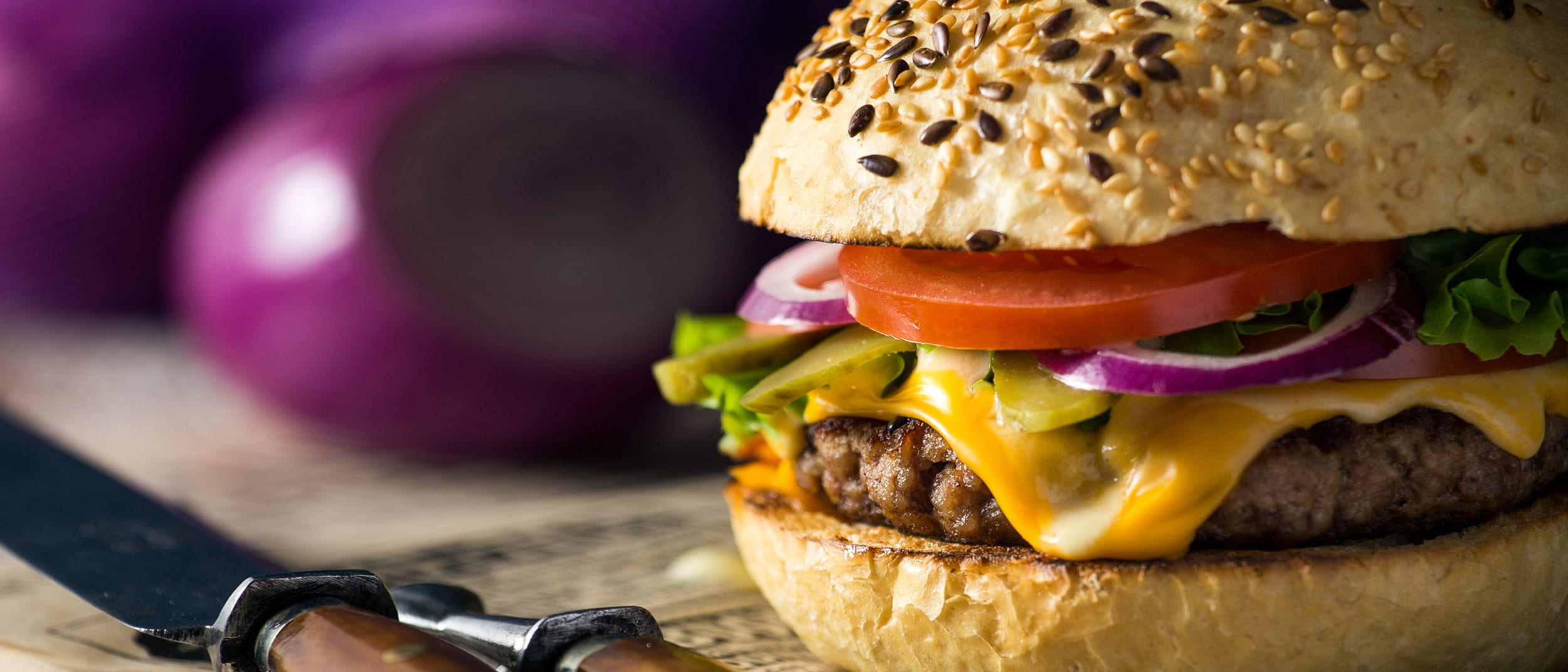 Revamp your burger with great new fillings
