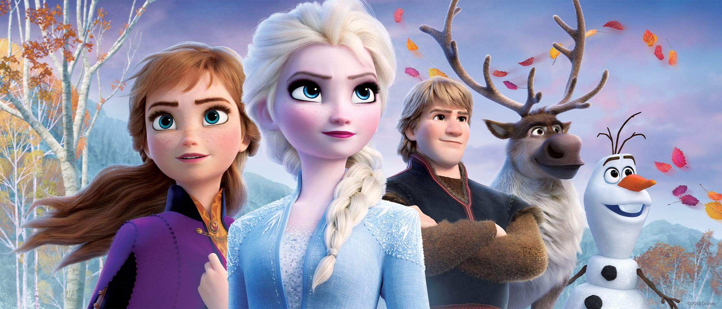 Experience the magic of Disney's Frozen 2