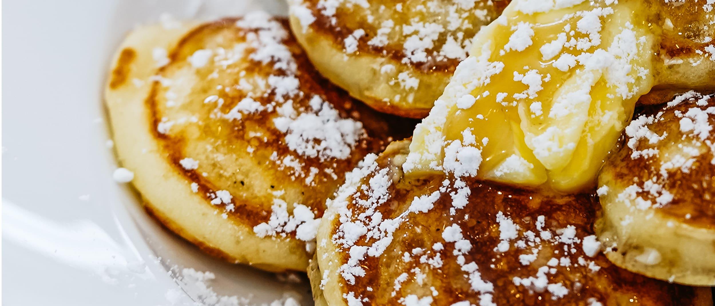 Little Pancake Company now open