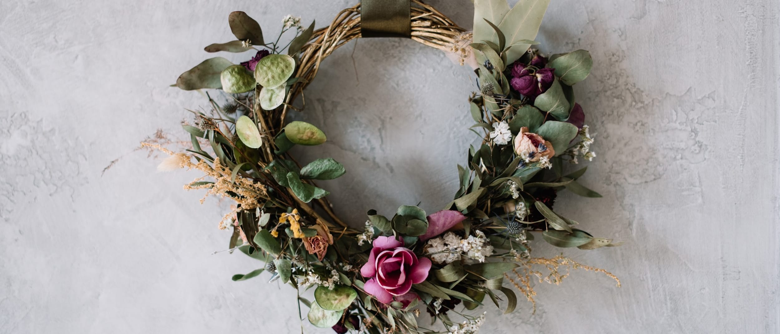 Gro Urban Oasis: Festive Wreath Making Workshop