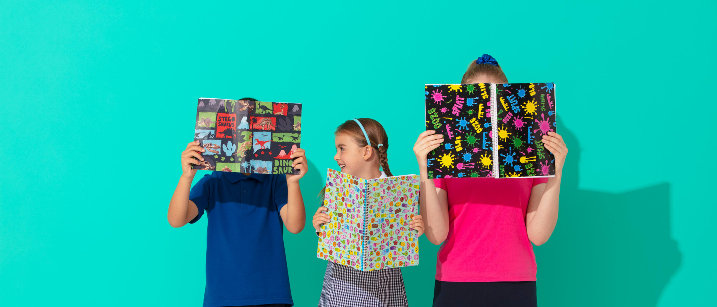 The Reject Shop: back to school savings
