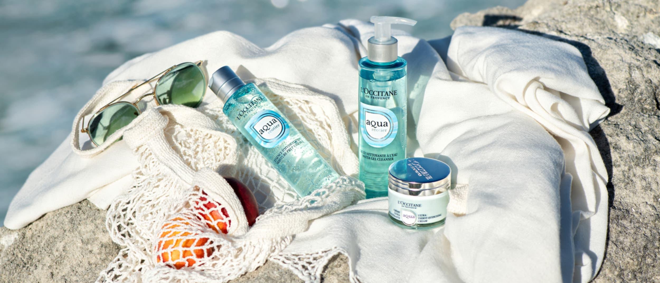 L'OCCITANE: Find your perfect summer skincare combination