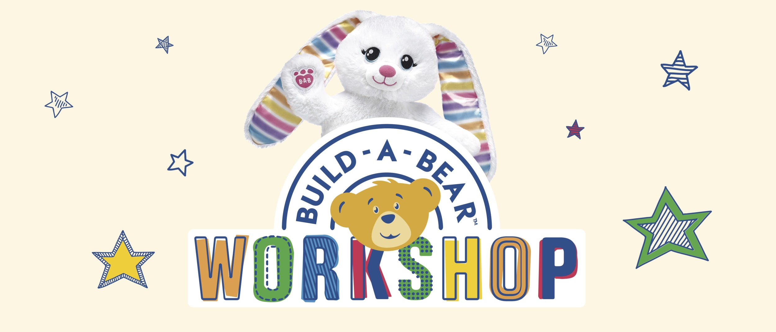 Build-A-Bear Easter Bunny Workshops | SOLD OUT