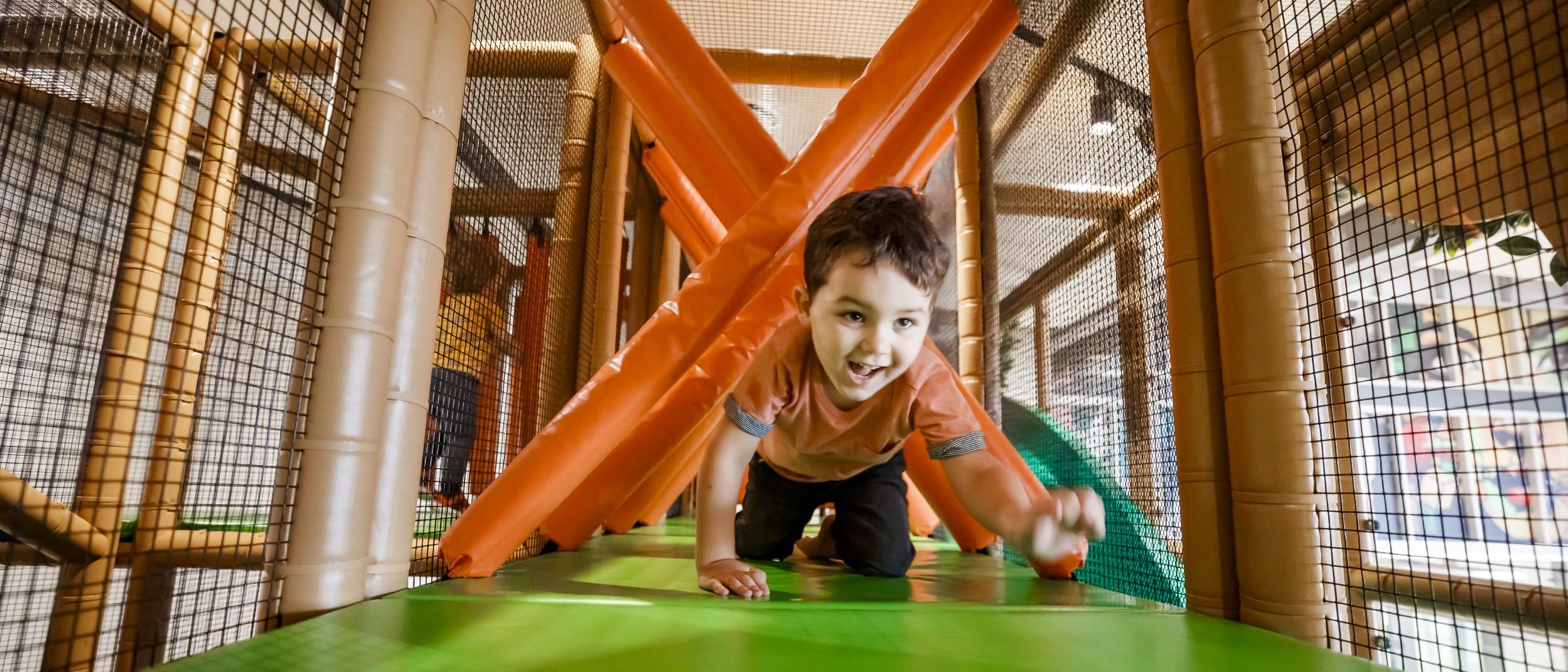 New Indoor Playworld now open!