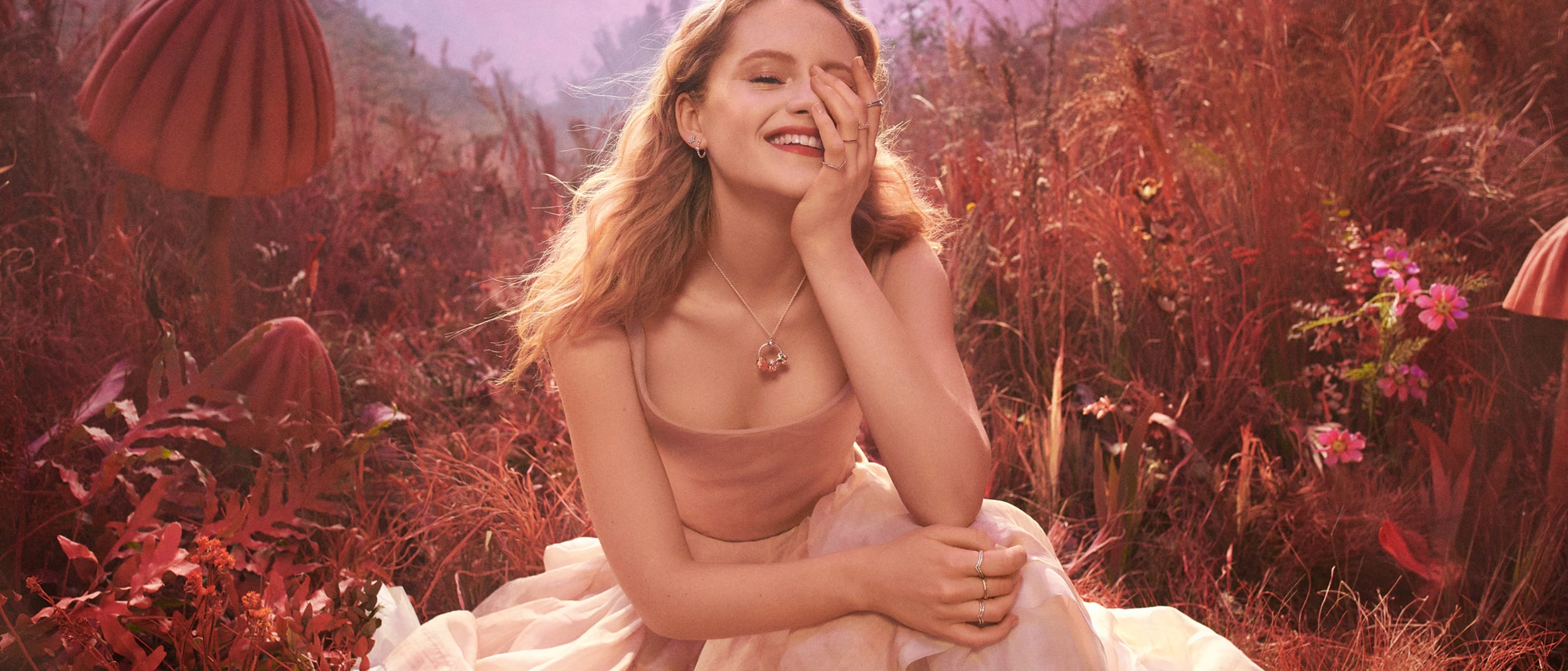 Discover the new Pandora Wonderland Collection