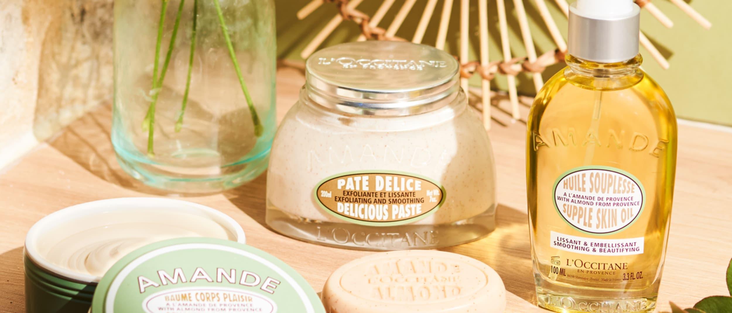 Delightfully Delicious L'Occitane Almond Petit Treat