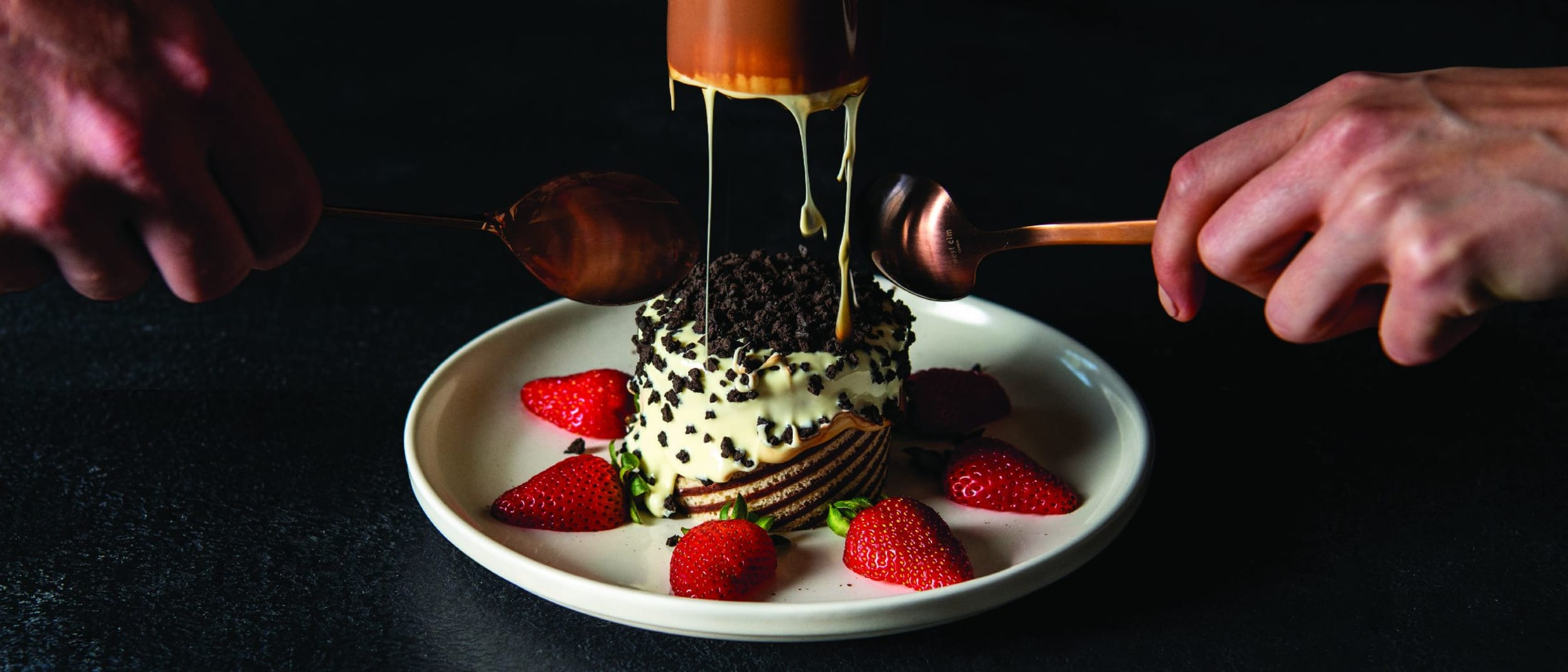 Max Brenner: NEW limited-time Duo's Dream