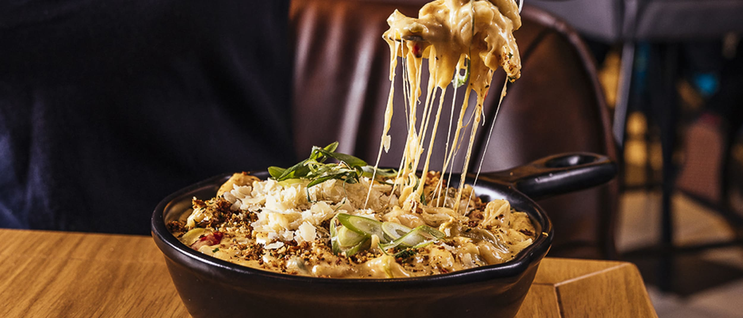 TGI Fridays: Mac 'n' cheese