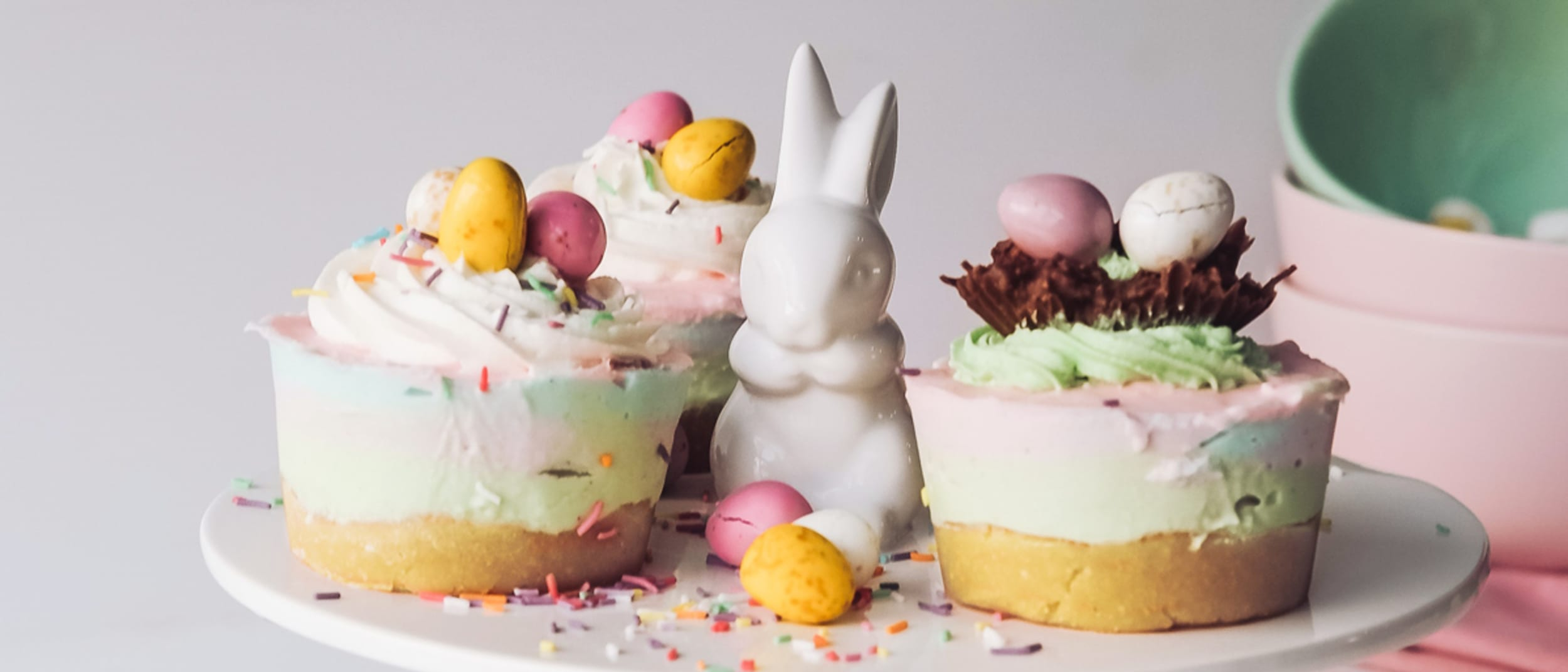 3 adorable cupcake hacks for Easter
