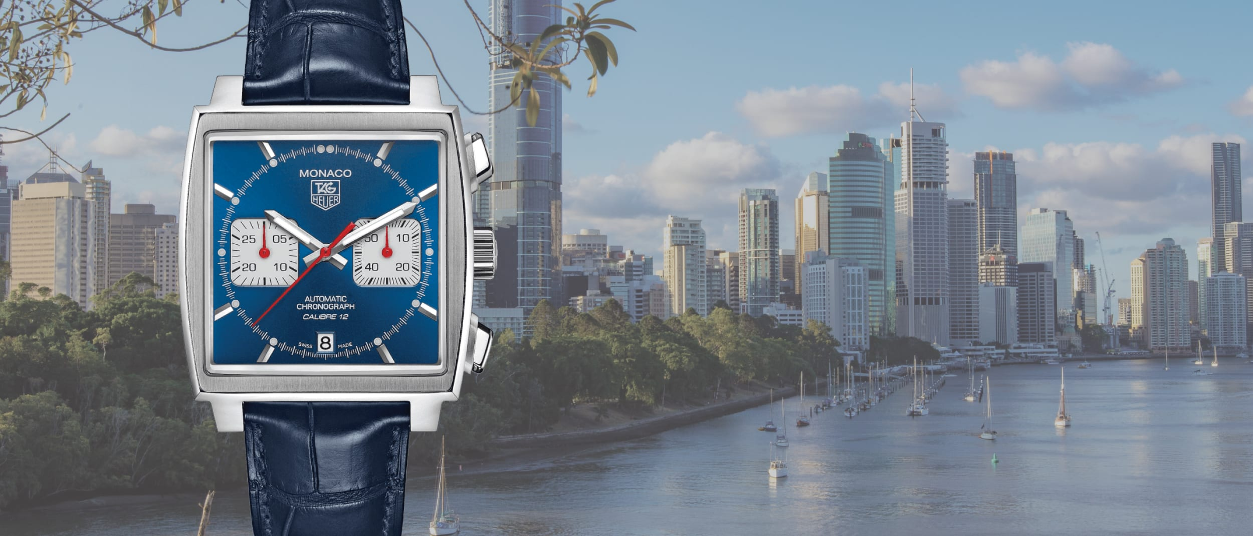Col Nayler: WIN a limited edition TAG Heuer watch