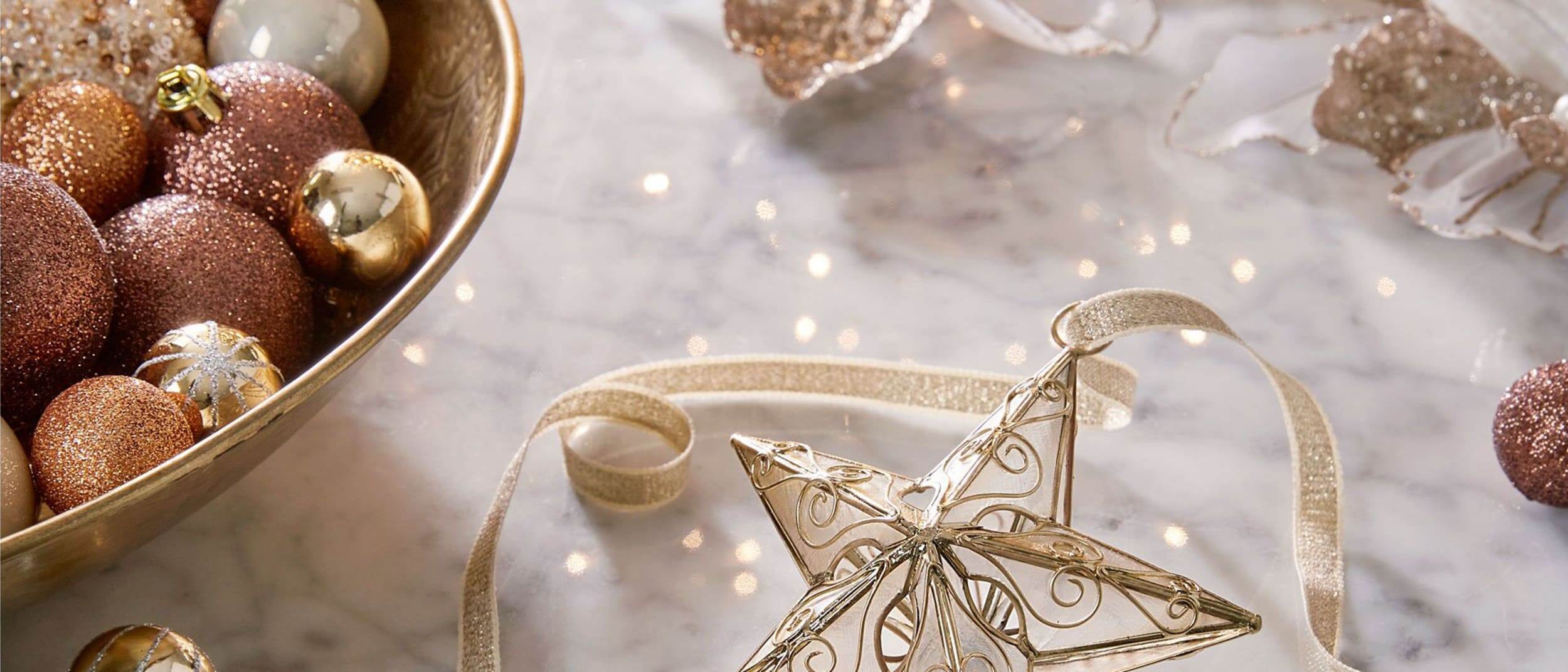 Bed Bath N' Table: Christmas range