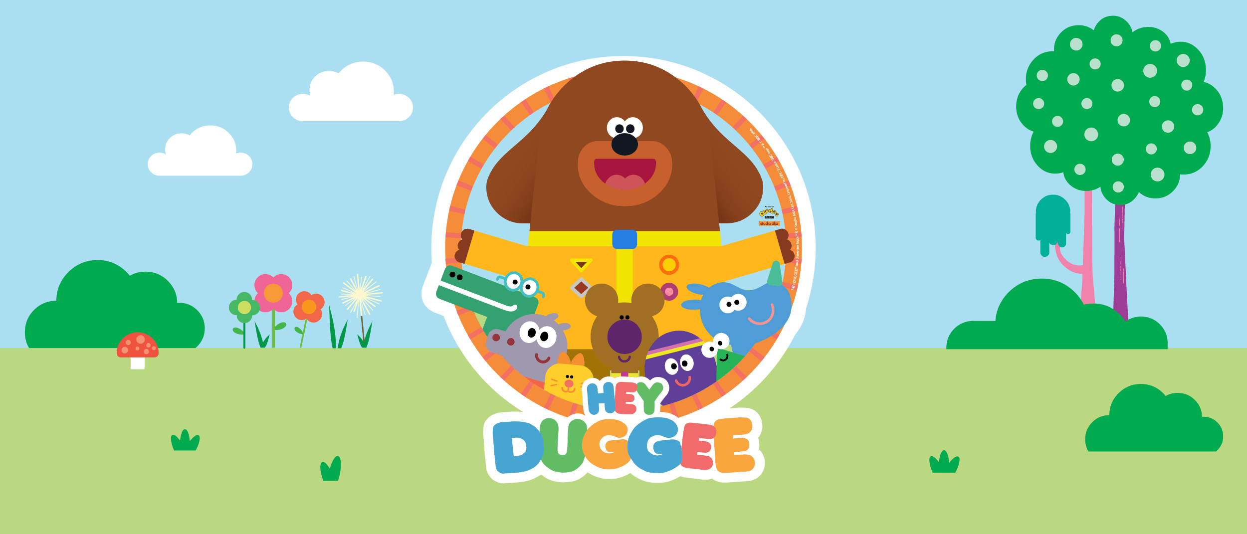 Autism-friendly workshop with Hey Duggee